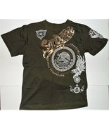SouthPole Boys T-Shirt Olive Green Sizes Lg 14-16 or XLg 18-20 NWT - $17.99