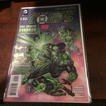 #9 Green Lantern Corps 2012 DC comic book D029 - $3.47