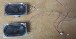 Emerson EWL20S5 - Set of Two (Left & Right Speakers) w/Cables (JINGLI SO407F10) - $8.90