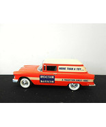 Lionel Liberty Classics 1955 Chevy  Lockable Coin Bank, 1/25th  Metal No... - $54.44