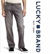Lucky Brand Men's 221 Original Straight Leg Jean Yountville NWT