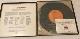 "RCA Victor Square Dance Orchestra– Let's Square Dance 10"" Album Number 1 - $18.69"