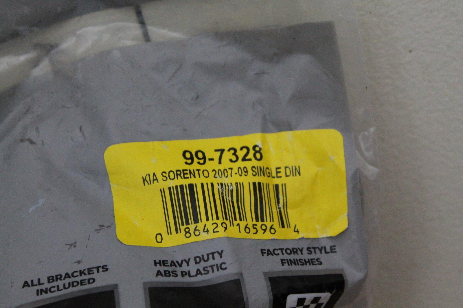 Metra 99-2006G Single//Double DIN Installation Kit