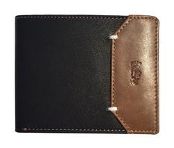 Designer Bi-Fold Genuine Leather Wallets for Men ORIGINAL - $15.70