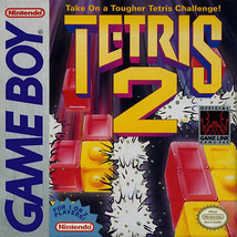 Tetris 2 GB NINTENDO GameBoy Video Game - $5.97