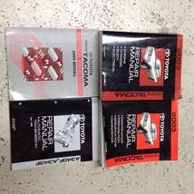 2003 Toyota Tacoma Truck Service Shop Repair Workshop Manual Set W Ewd Trans Bk - $316.75