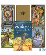 SYMBOLON POCKET TAROT DECK CARDS ESOTERIC FORTUNE TELLING AGM NEW - $19.00