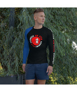 OJJA Blue Belt Men's Rash Guard - $47.00