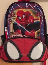 Marvel Ultimate Spiderman Backpack School Bag - $19.24
