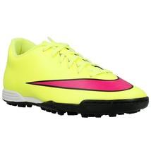 Nike JUNIOR HYPERVENOM PHADE FG-R VOLT//PERSIAN VIOLET-HOT LAVA-BLACK 2y