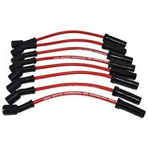 A-Team Performance Silicone Spark Plug Wires Set Compatible with GMC Chevy Truck image 2