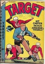 Target Vol. 9 #9 1948-Joe Certa football cover-Gary Stark-Don Rico-G/VG - $42.87