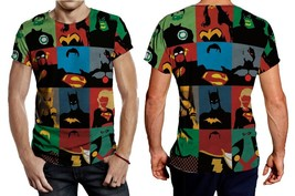 16 AWESOME Super Herol and DC Comics Bedroom Picks Tee Men - $23.99
