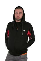 Staple New York Chromatic Zip Up Men's Hooded Sweatshirt Hoodie NWT image 1