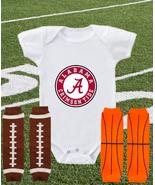 Alabama Crimson Tide Bama Onesie Bodysuit Shirt Outfit Shower Gift - $15.00+