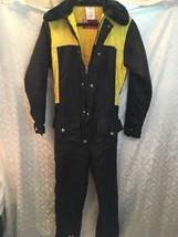 Jcpenney Snowmobile Apparel Teen 14 Bib Overalls J C Penney Ski Snow Suit - $44.36