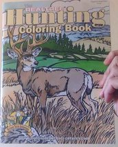 The Realtree Hunting Coloring Book [Paperback] [Jan 01, 2003] Chris Armstrong