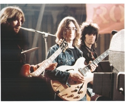Clapton Lennon Richards Rock Roll Circus 18X24 Color Memorabilia Music Photo - $35.95