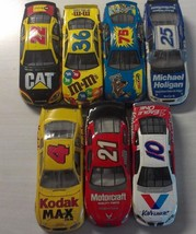 NASCAR Race Cars Toy Collectors Diecast Full Size - $90.00