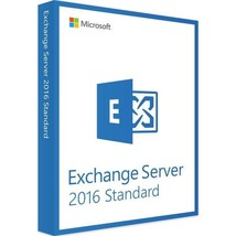 Exchange Server 2016 Standard Edition 64 Bit Complete with 250 User CALs - $1,084.05