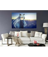 3D Fox Spirit Matchmaker I45 Japan Anime Wall Stickers Wall Mural Decals... - $34.44+