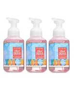 Bath & Body Works Island Papaya Gentle Foaming Hand Soap with Sea Minera... - $17.50
