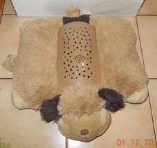 "Dream Lites Pillow Pets BROWN DOG Night Light 12"" - $14.03"