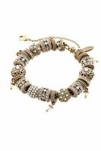 Bracelet a breloques Michal Negrin, cristaux de Swarovski # 100174390001 - $380.48
