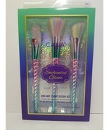 CALA 3 PIECE ENCHANTED GLAM DREAMY COMPLEXION  BRUSH KIT - $12.99