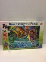 "Dinosaur Ravensburger Puzzle XXL 200 Dino Playland 19 1/2"" X 14 1/2"" 8+ - $9.49"