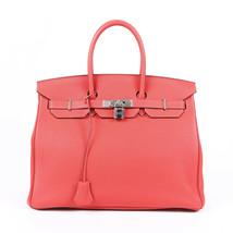 Hermes Birkin 35 Togo Handbag - $11,310.00