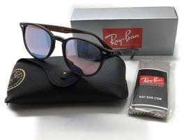 Ray Ban Brown Blue Gradient Mirror Sunglasses RB4259 62311N 51-20 - $117.57