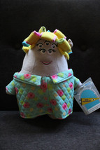 Mrs Squibbles Stuffed Plush Monster University NEW WITH TAGES Disney Sto... - $18.49