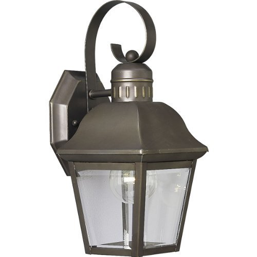 Primary image for Progress Lighting P5687-20 Traditional One Light Wall Lantern from Andover Colle