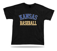 Kansas City BASEBALL t-shirt tee blue white gold MO USA summer apparel f... - $7.57