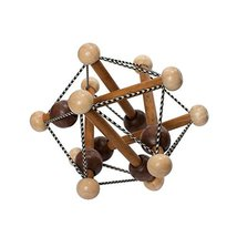 Manhattan Toy Artful Skwish Rattle and Teether Grasping Activity Toy - $16.34