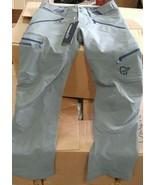 Norrona Women Svalbard Flex 1 All Season Outdoor Pants  Softshell NWT Si... - $80.74