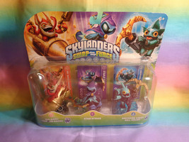Skylanders Swap Force Triple Pack Big Bang Star Strike & Anchors Away Gi... - $14.82