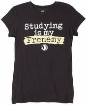 Ncaa Florida State Seminoles Women's Frenemy Black Cotton T-SHIRT New - $14.75
