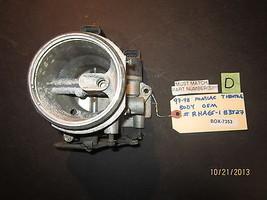 97 98 PONTIAC THORTTLE BODY FEO #RHA65-1B3527 *See item description* - $69.04