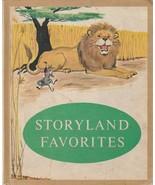 Storyland Favorites 1964 Laidlaw Gateways to Reading Treasures School Re... - $9.89