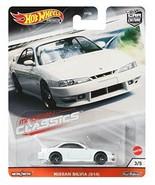Hot Wheels Nissan Silvia (S14) GJP99 - $37.88