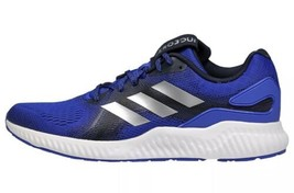 Adidas Aerobounce ST Mens 10 Sneakers CG4615 Royal Blue and Silver Brand New - $64.35