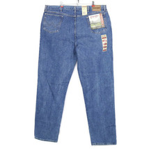 Wrangler Rugged Wear Mens Jeans Relaxed Fit Straight Size 44 X 36 - $44.30