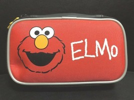 Sesame Street ELMO Universal Soft Case Red Dreamgear Case DS DS Lite DSi... - $8.81