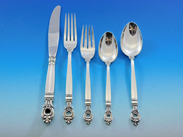 Monte Cristo by Towle Sterling Silver Flatware Set for 8 Service 49 pieces  - $2,950.00