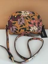 Steve Madden handbag BMaggie Cognac Dome Handbag Crossbody New - $49.99