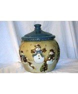 St Nicholas Square Forest Friends Cookie Jar - $15.74