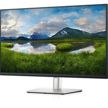"Dell P3221D 31.5"" LCD Monitor, Black, 32"" Class - $582.85"