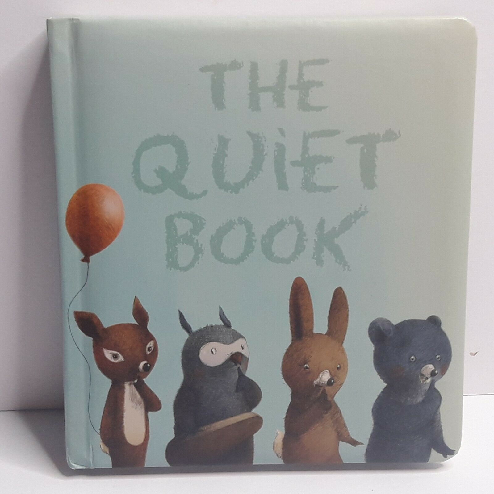 Primary image for The Quiet Book by Deborah Underwood (2010, Hardcover)